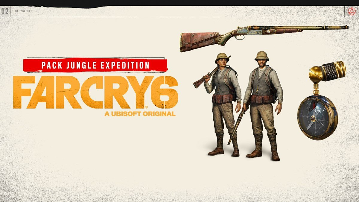 Far Cry 6 Jungle Expedition Pack 1