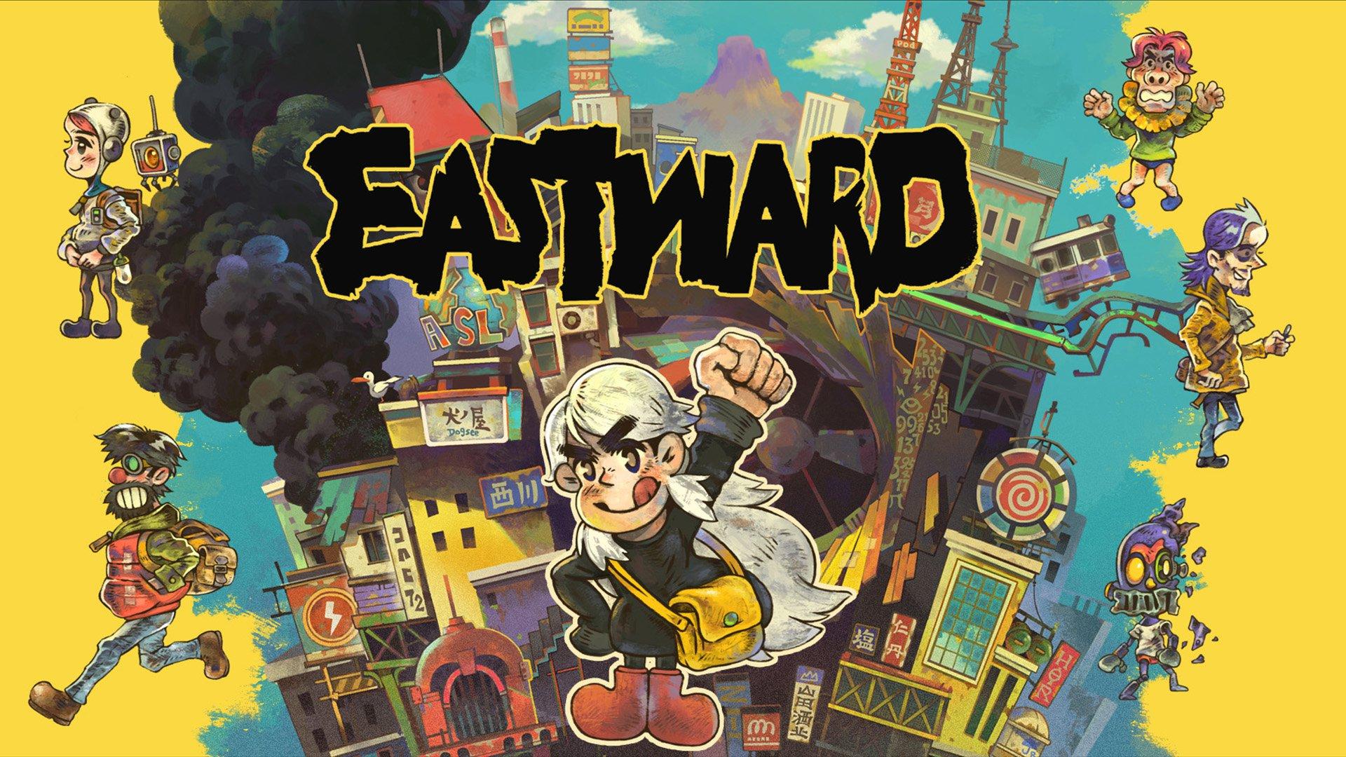 Eastward 12