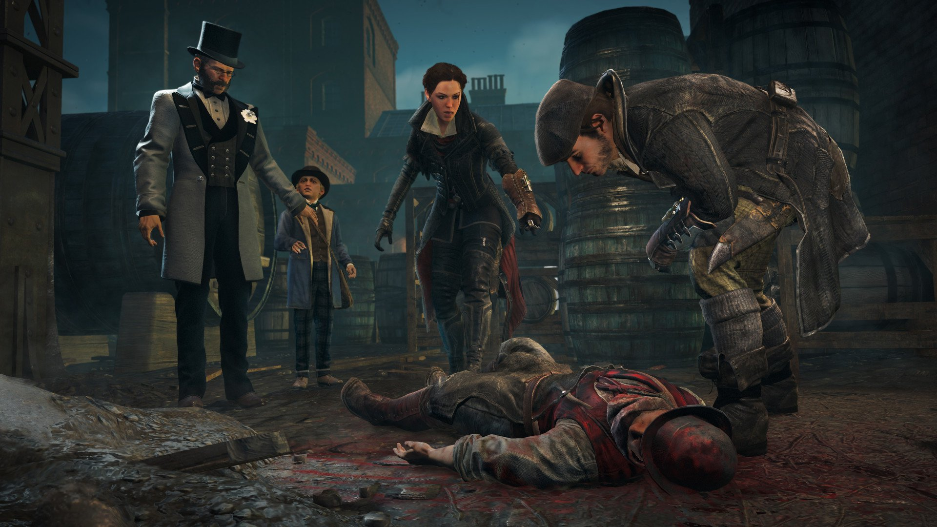 Assassins Creed Syndicate The Dreadful Crimes 3