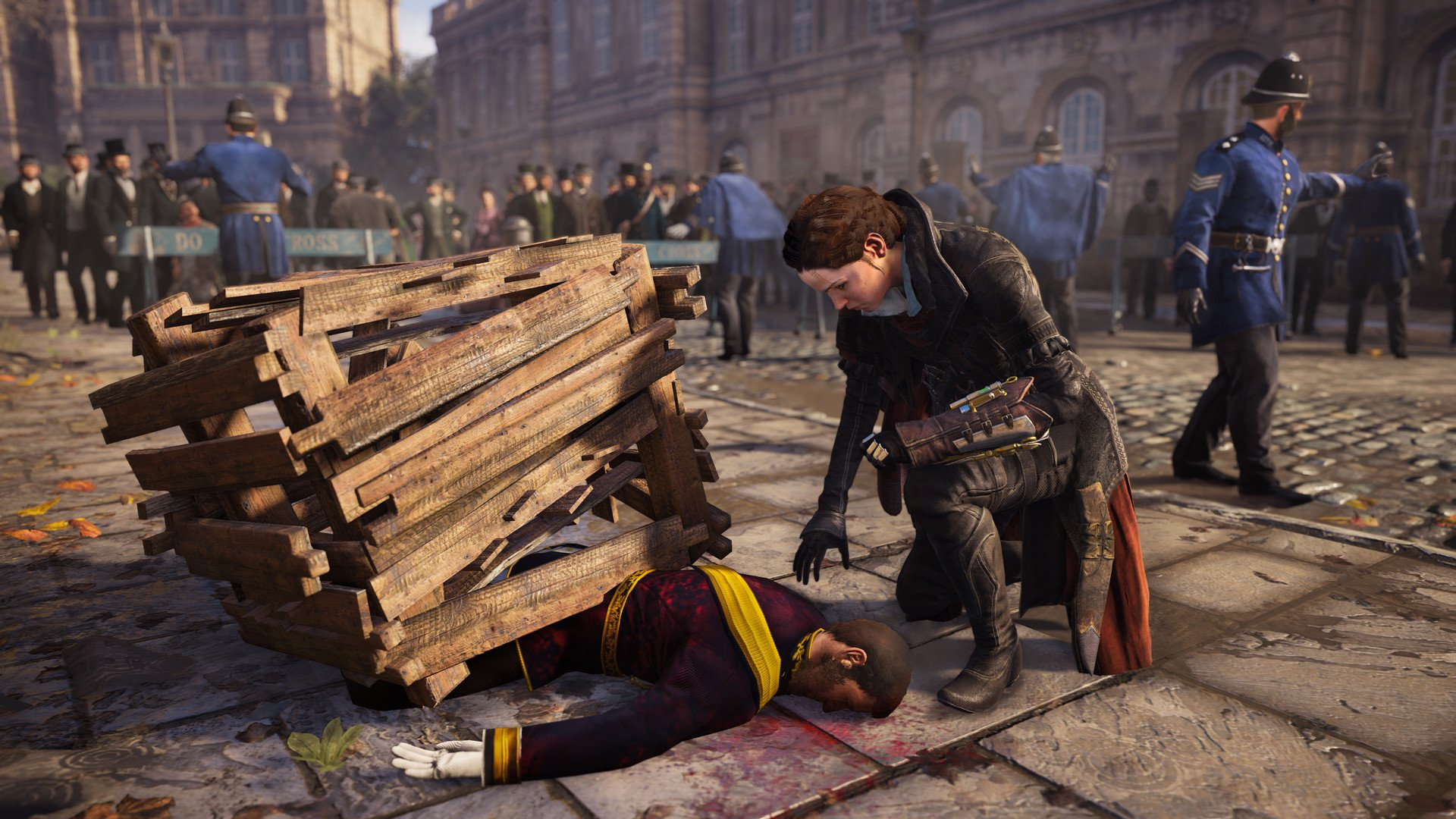 Assassins Creed Syndicate The Dreadful Crimes 4