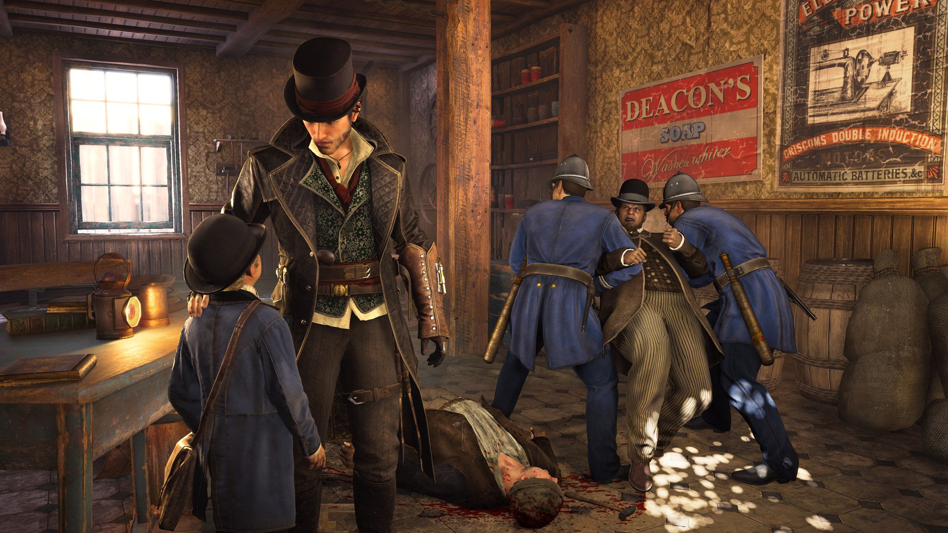 Assassins Creed Syndicate The Dreadful Crimes 6