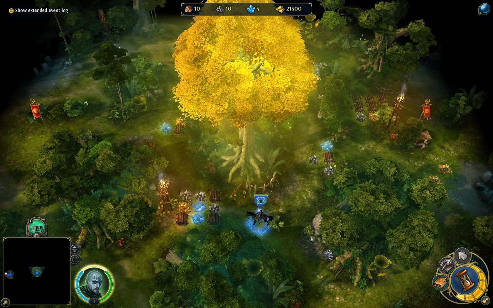 Might and Magic Heroes VI 22