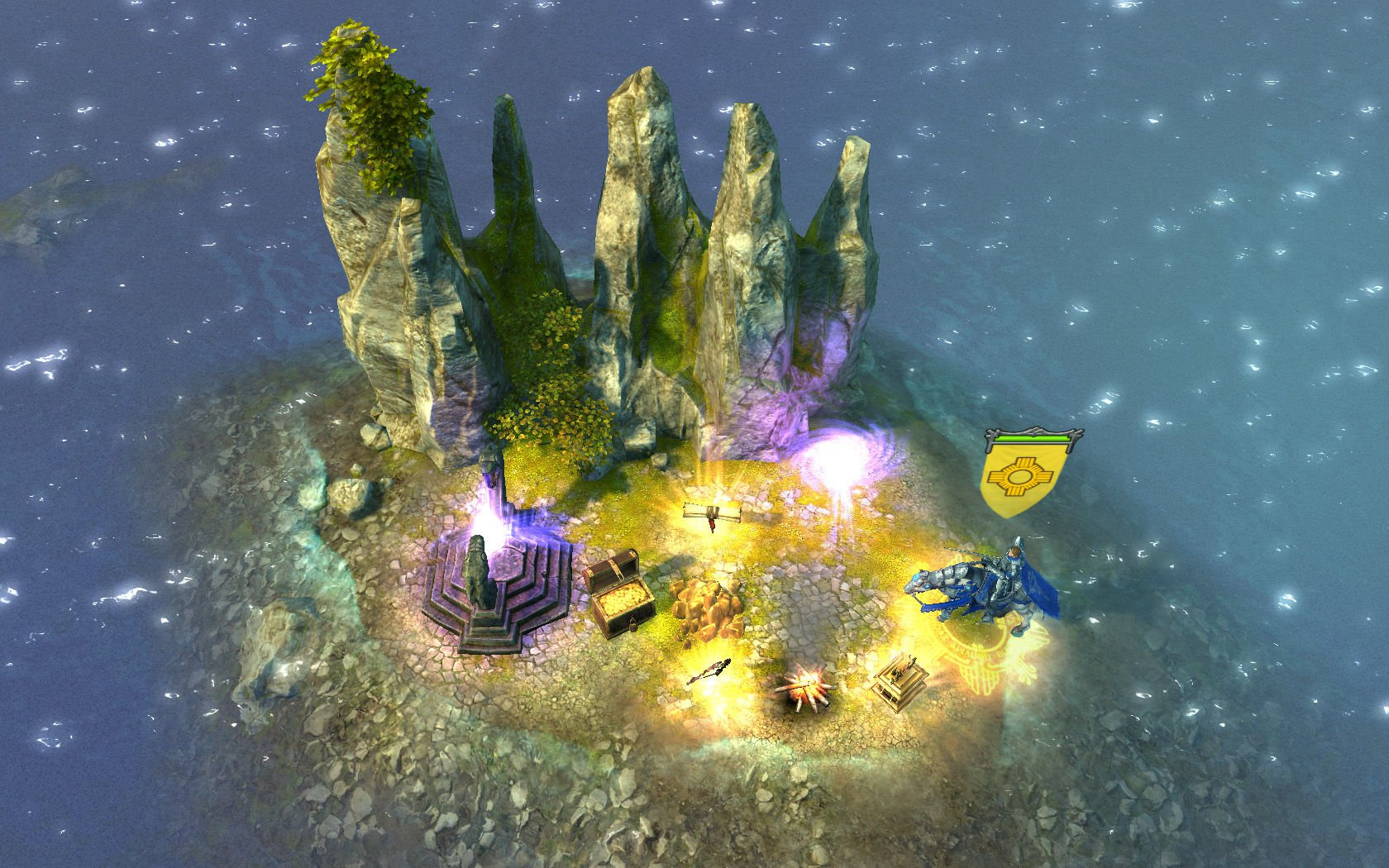Might and Magic Heroes VI 4