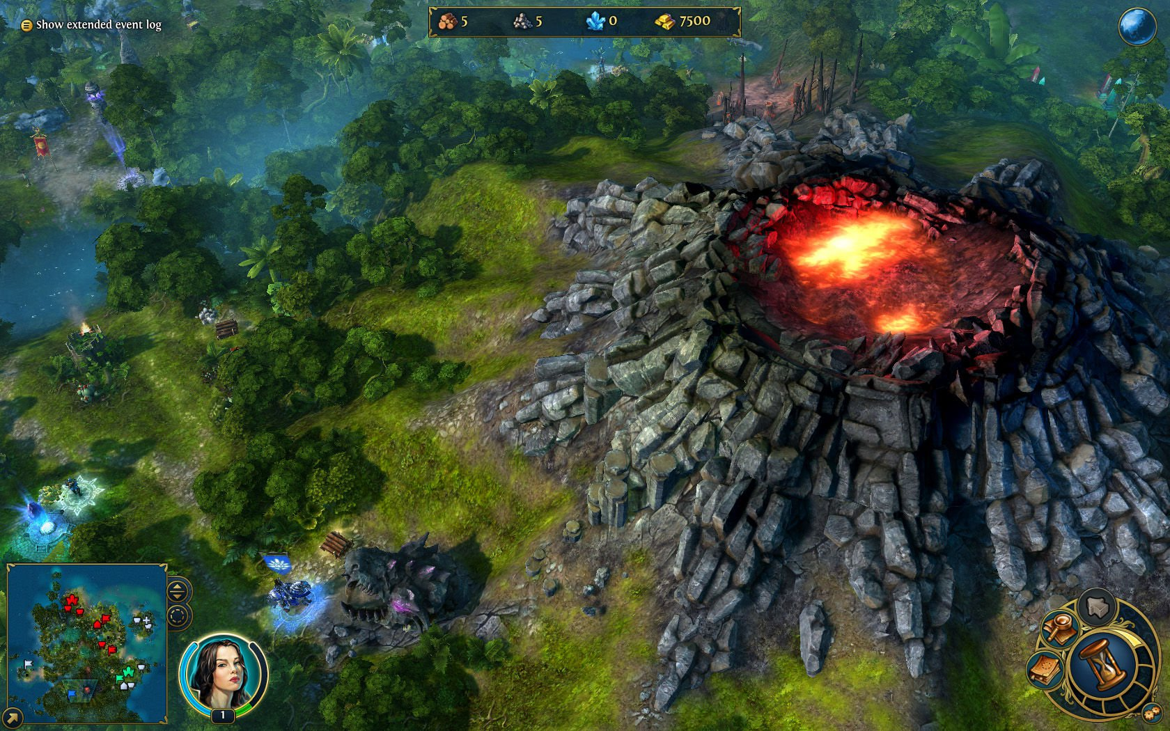 Might and Magic Heroes VI 8