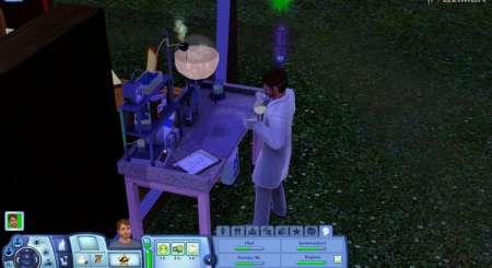 The Sims 3 Hrátky Osudu 2206