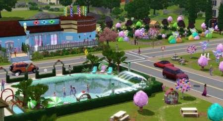 The Sims 3 Sladké Radosti Katy Perry 2198