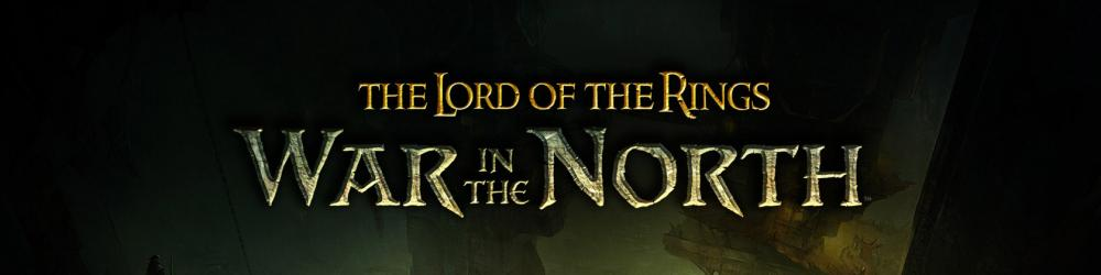 Lord of the Rings War in the North banner