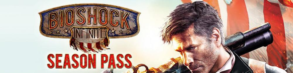 BioShock Infinite Season Pass banner