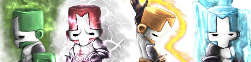 Castle Crashers banner