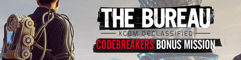 The Bureau XCOM Declassified DLC Codebreakers banner