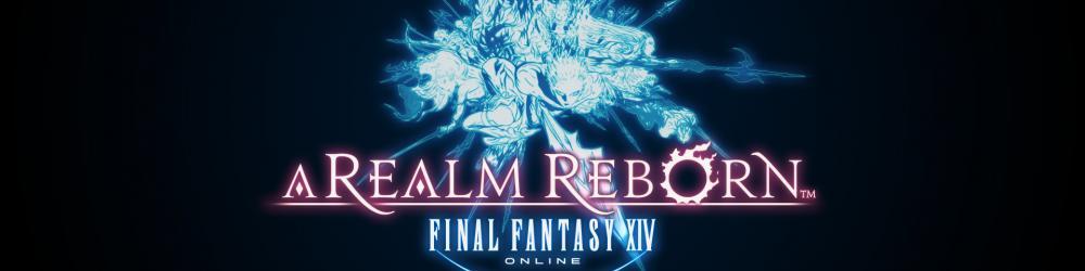 Final Fantasy XIV A Realm Reborn 60 Dní předplacená karta banner