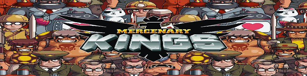 Mercenary Kings banner