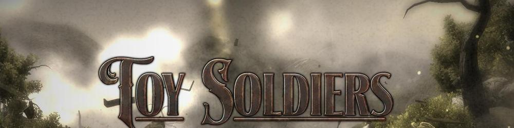 Toy Soldiers banner