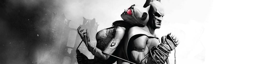 Batman Arkham City Xbox 360 banner