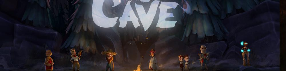 The Cave banner