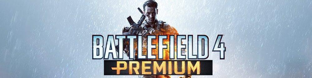 Battlefield 4 Premium banner