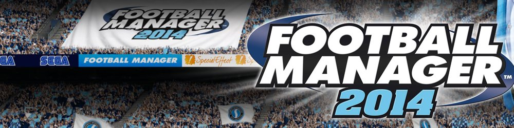 Football Manager 2014 banner
