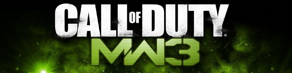 Call of Duty Modern Warfare 3 Collection 2 banner