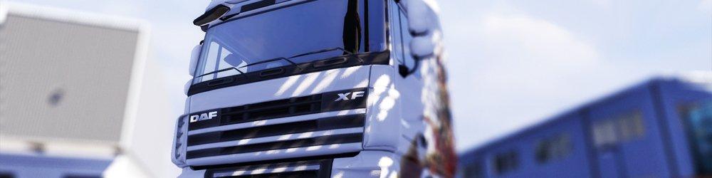 Euro Truck Simulátor 2 Na východ! banner