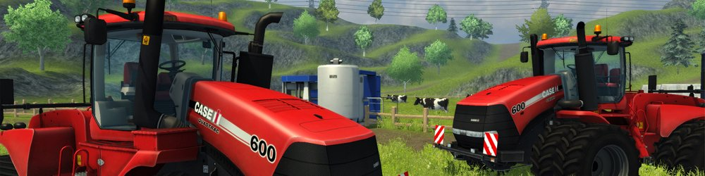 Agricultural Simulator 2013 Steam Edition banner