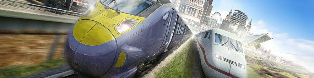 Train Simulator 2014 banner