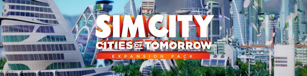 SimCity Města Budoucnosti banner