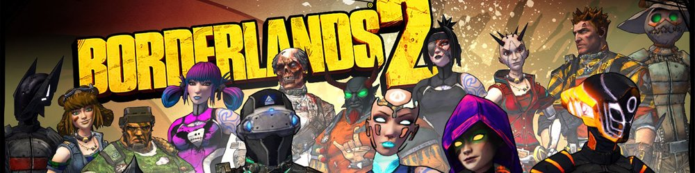 Borderlands 2 Game of the Year Edition banner