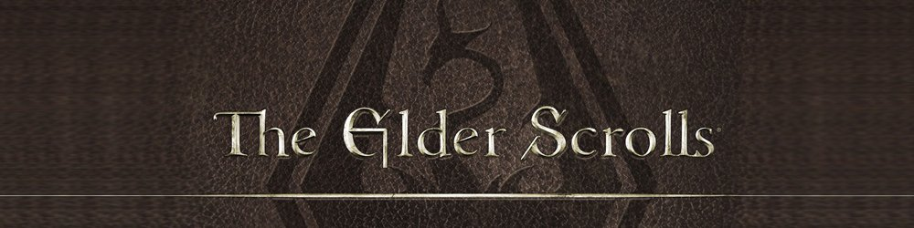 The Elder Scrolls Anthology banner
