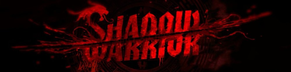 Shadow Warrior banner