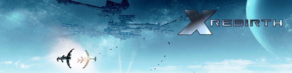 X Rebirth banner