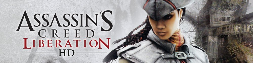 Assassins Creed Liberation HD banner
