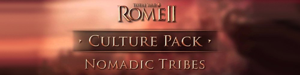 Total War Rome II Nomadic Tribes Culture Pack banner