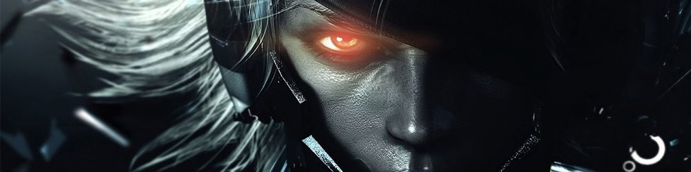 Metal Gear Rising Revengeance banner