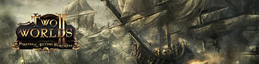 Two Worlds 2 Pirates of the Flying Fortress banner