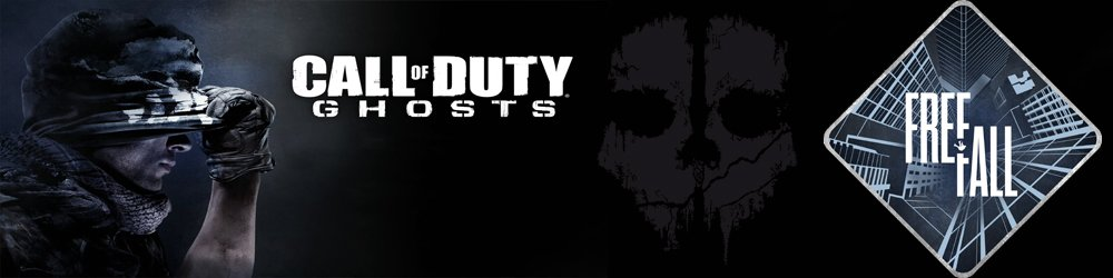 Call of Duty Ghosts Limited Edition banner