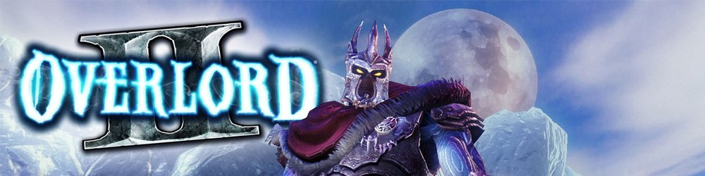 Overlord 2 banner