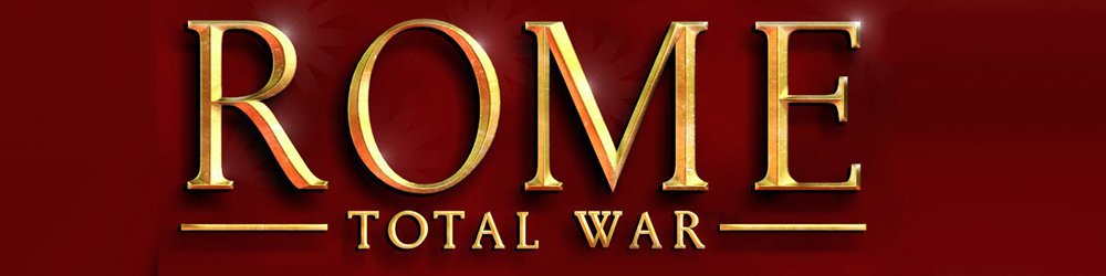 Total War ROME banner