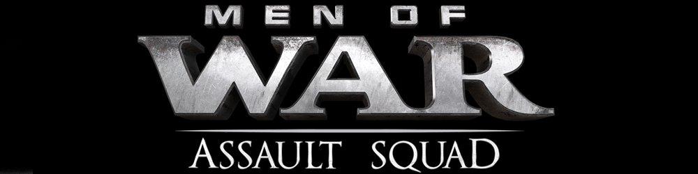Men of War Assault Squad banner