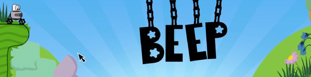 BEEP banner