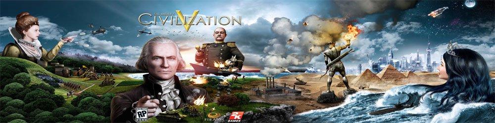 Civilization V Complete Edition banner