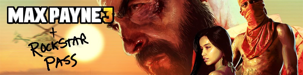 Max Payne 3 Complete banner