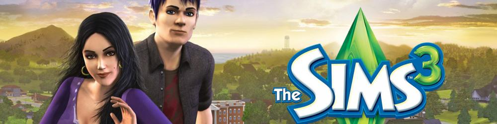 The Sims 3 banner