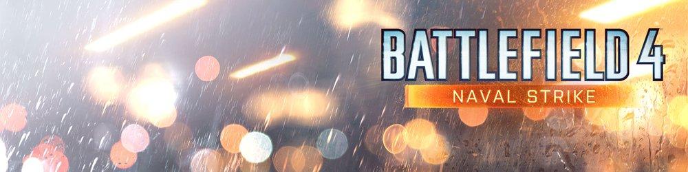 Battlefield 4 Naval Strike banner