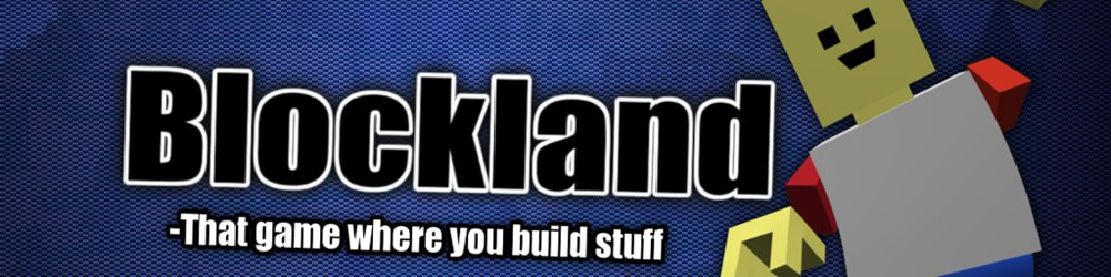 Blockland banner
