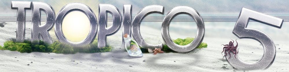 Tropico 5 banner