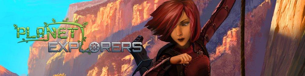 Planet Explorers banner