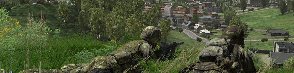 Arma II Army of the Czech Republic, Arma 2 banner