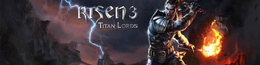 Risen 3 Titan Lords banner