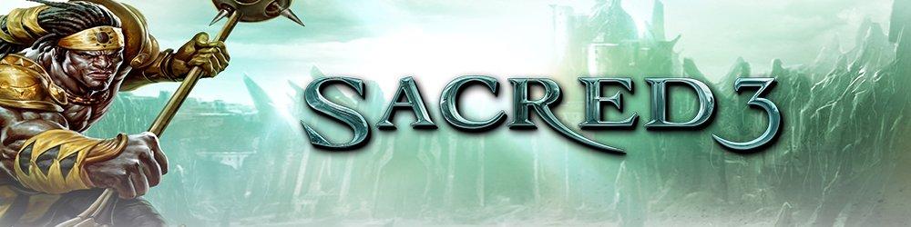 Sacred 3 Gold banner