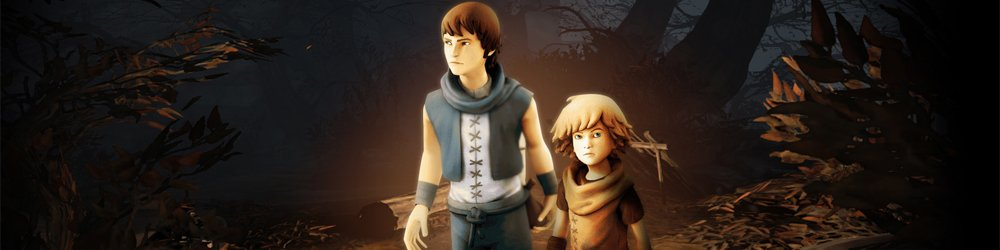 Brothers A Tale of Two Sons banner